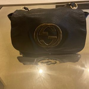 Vintage Gucci handbag authentic
